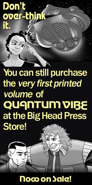 Quantum Vibe: Nicole - By Scott Bieser w/Zeke Bieser