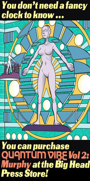 Quantum Vibe: Murphy - By Scott Bieser w/Zeke Bieser