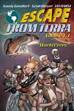 Escape From Terra, Volume 1.1 -