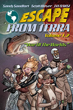 Escape From Terra, Volume 1.2 - War Of The Worlds