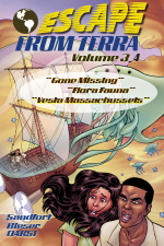 Escape From Terra, Volume 3.4 - Gone Missing / Flora Fauna / Vest Massachussets